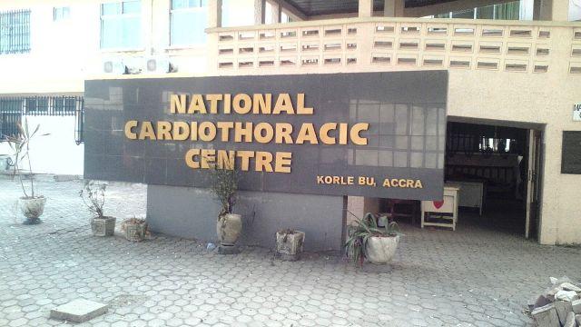 Afbeeldingsresultaat voor national cardiothoracic centre ghana