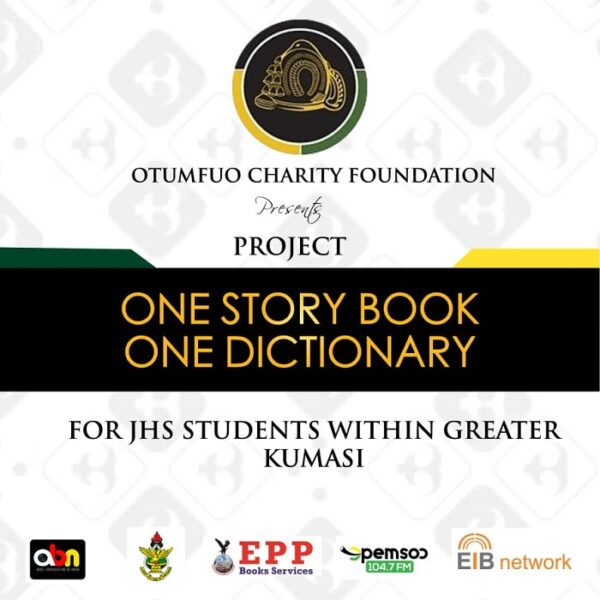 COVID 19: Otumfuo donates storybooks to keep JHS students busy at home 2