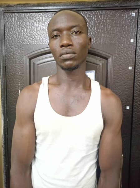 C/R: Four suspected armed robbers arrested at Ofaakor 2