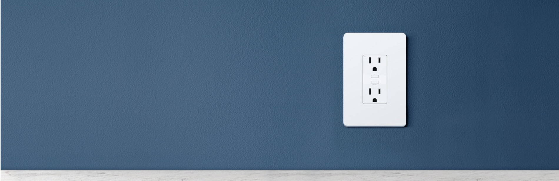 hight resolution of smarter in wall outlet