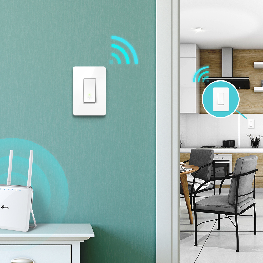 No Wire Or Switch Boxes Needed To Install Wireless Switches
