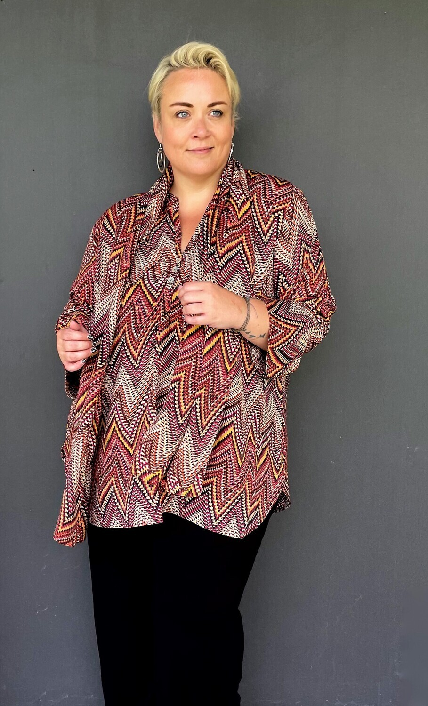 Plus Size Tunics for older women