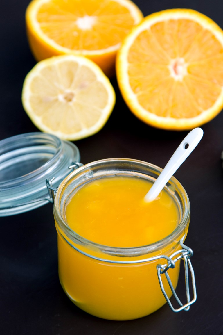 Kürbis-Orangen-Marmelade-4
