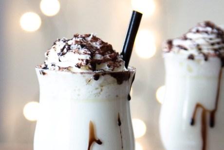 Drink | Heiße weiße Schokolade