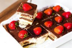 schneller Tiramisu Kuchen Rezept