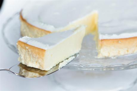 Perfekter Käsekuchen