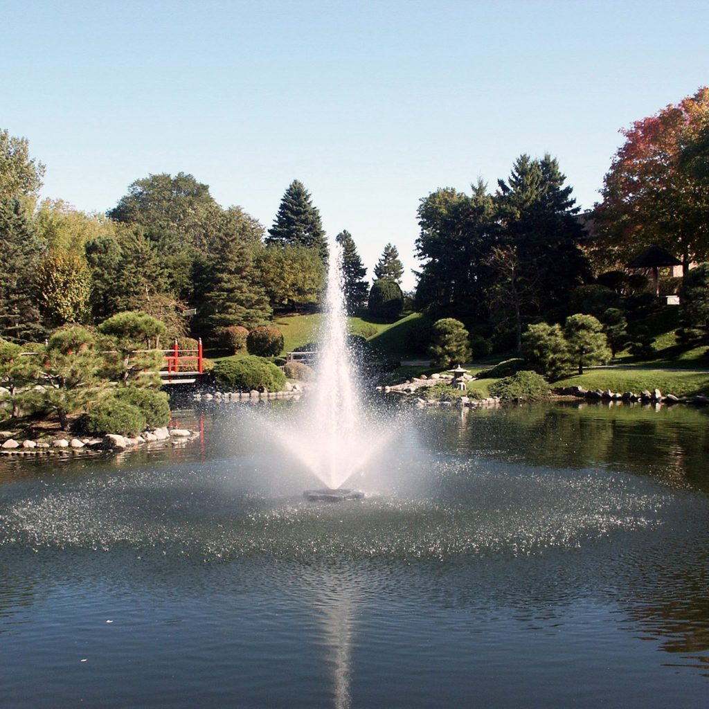 Fountain Ideas Ponds