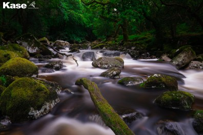 Dewerstone - Taken with the Kase K6 kit and polarising filter, and Wolverine ND64 (6 stop filter)