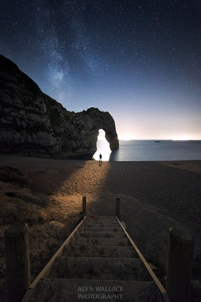 Portal_Durdle-Door-Milky-Way