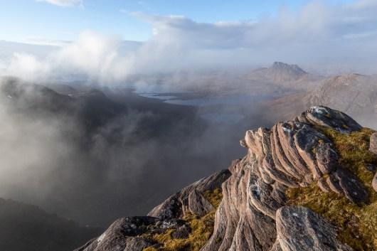 The Fiddler - Scotland Landscape Photography