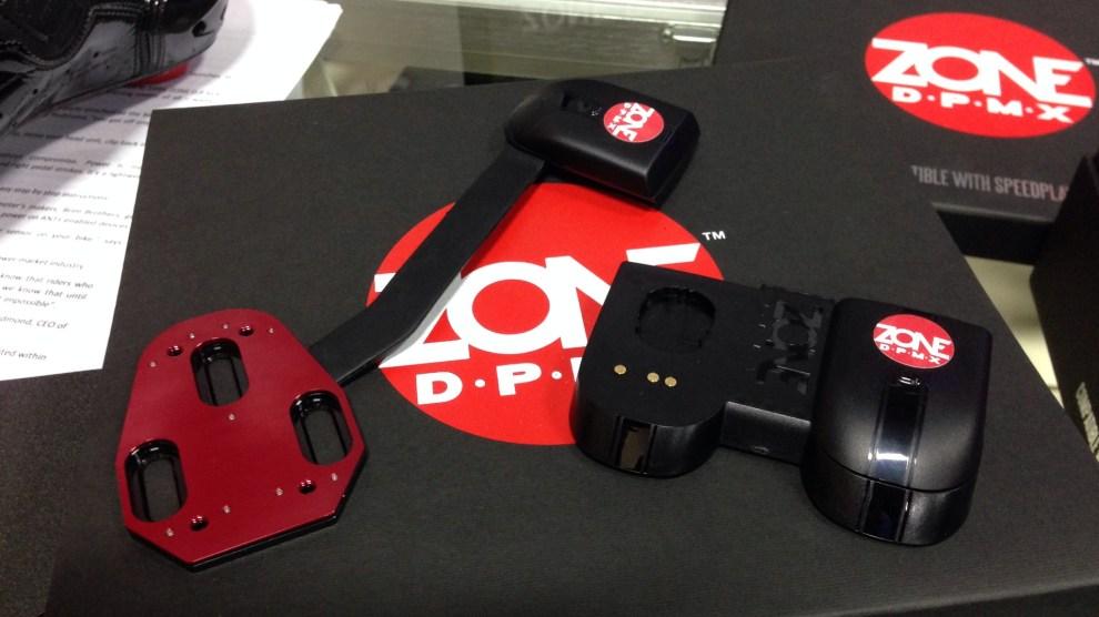 Velo: Genius Tech: Brim Brothers Zone DPMX Wearable Power Meter