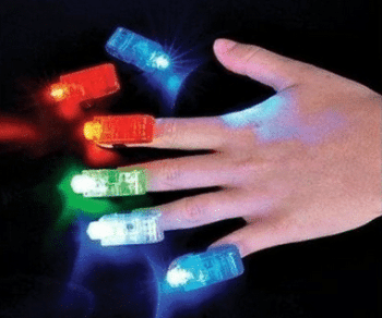 led-finger-lights