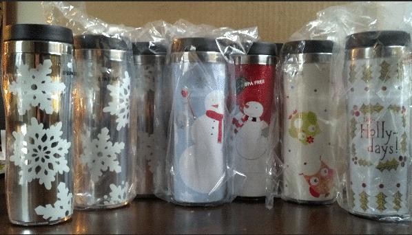 Kohls After Christmas Sale Thermal Travel Mugs 339