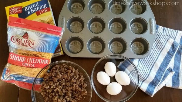 sausage-ball-muffins-ingredients