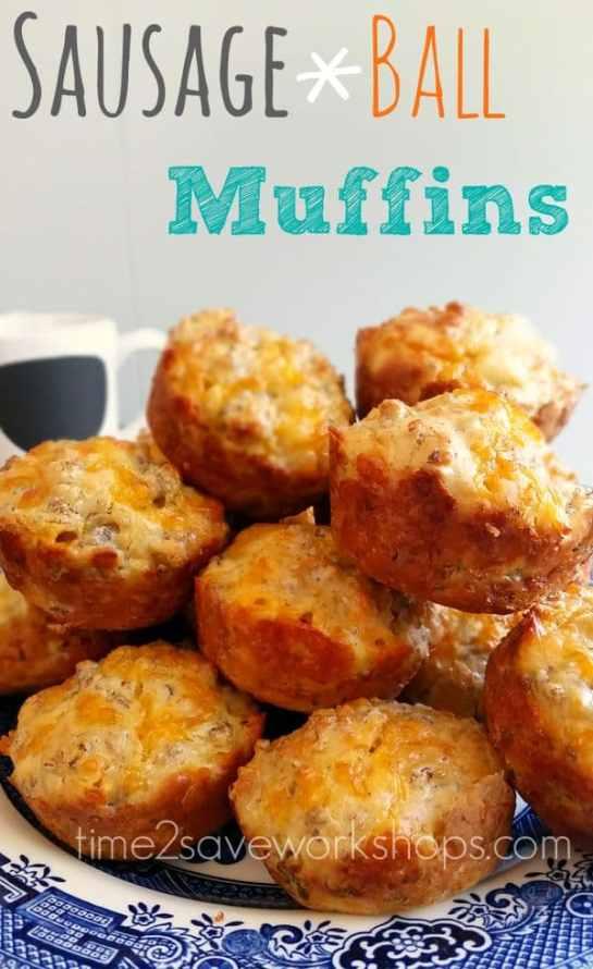 sausage-ball-muffins