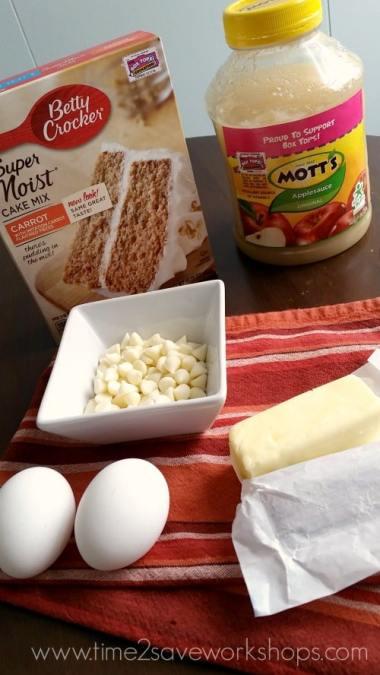 carrot-cake-blondie-ingredients