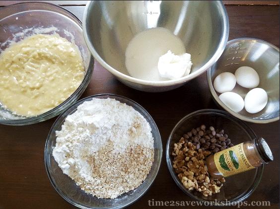 banana-nut-muffins-ingredients