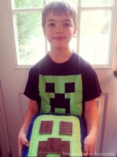 creeper-cake