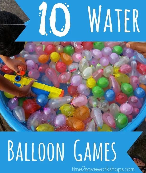 10 Water Balloon Games For Kids Teens Youth Groups Kasey Trenum