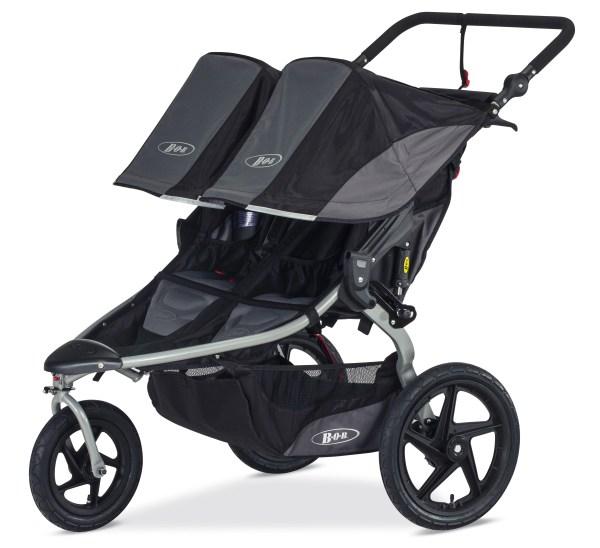 bob double stroller