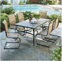 hot patio furniture set