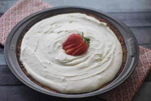 Keto Lemon Pie / Low Carb