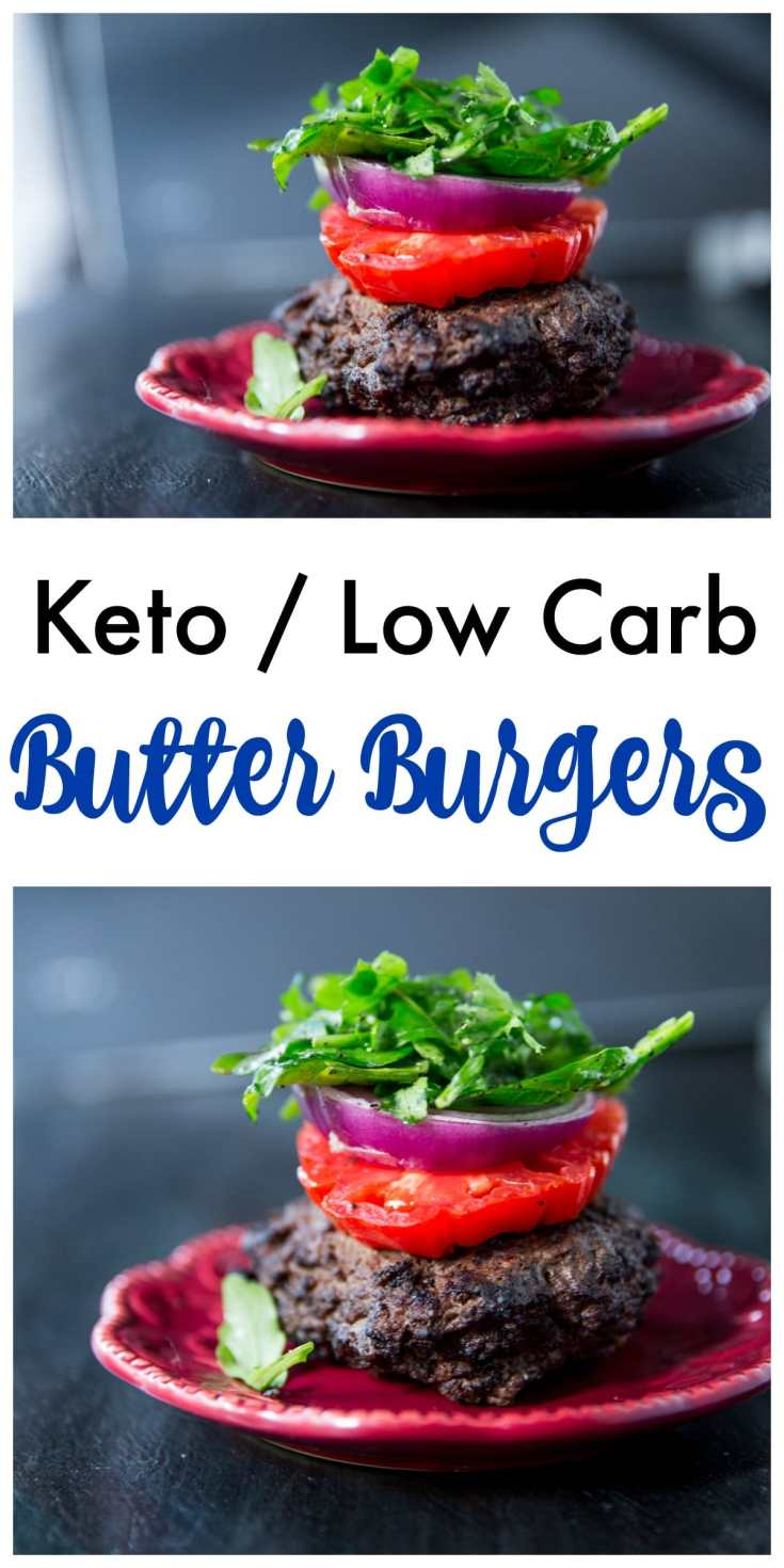 Check out our favorite Keto Butter Burger Recipe for a new spin on a classic. This seasoned delicious grilled burger recipe is going to be a favorite!