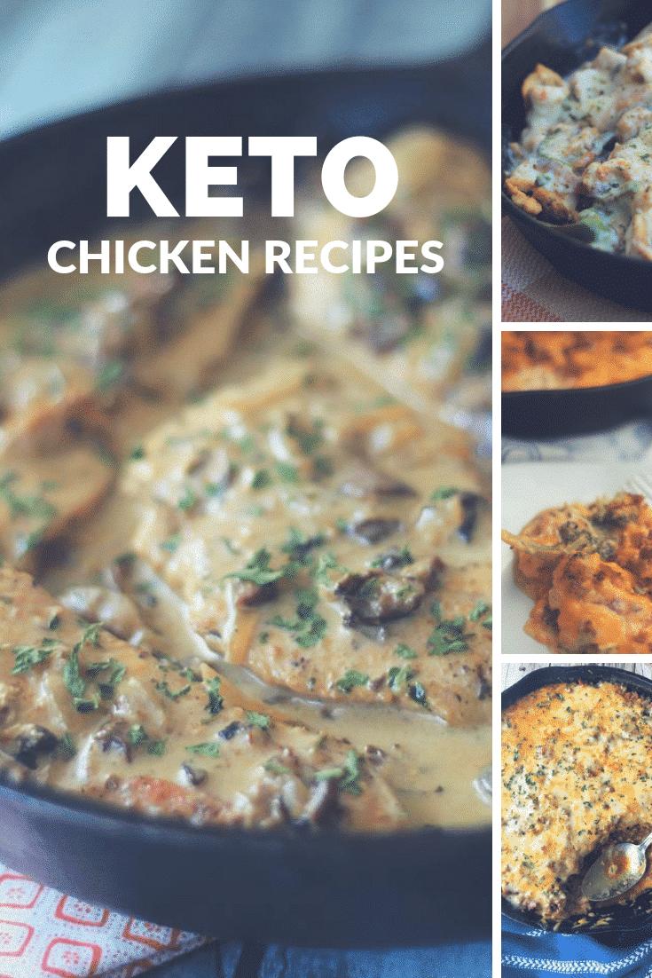 Keto Chicken Recipes Kasey Trenum