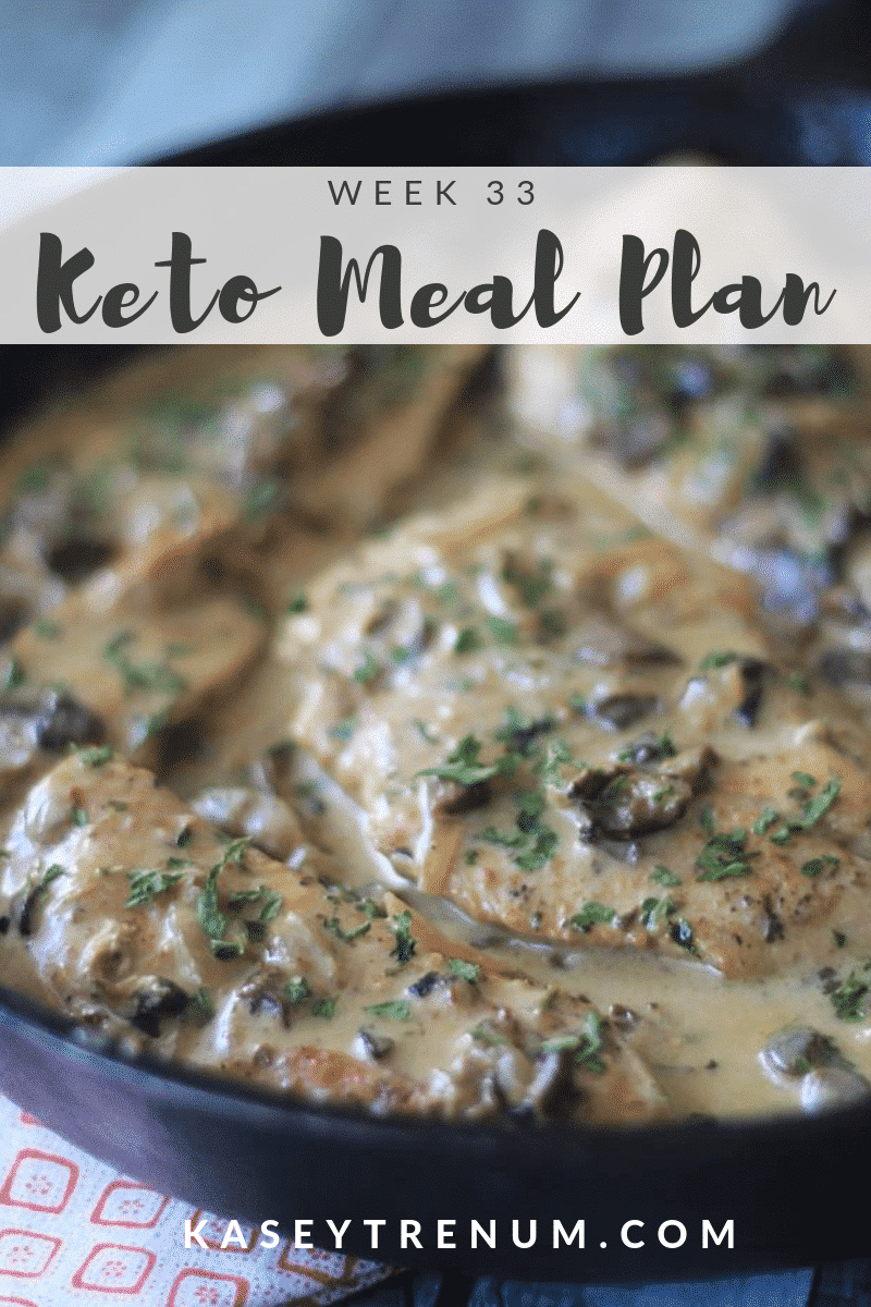 I post Keto Meal Plan Ideaseach week for inspiration. All of my recipes are simple to make, family friendly, and delicious.