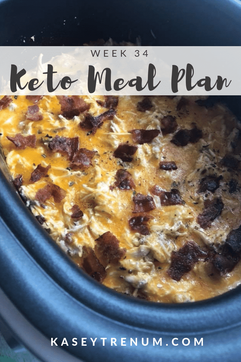 I share my family'sQuickKeto Meal Planeach week in hopes that it might help others to see that following a keto lifestyle doesn't have to be hard.