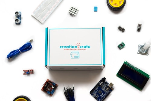 Picture of Creation Create Box of components