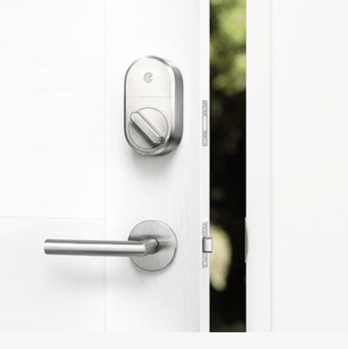 Door knob and Deadbolt lock