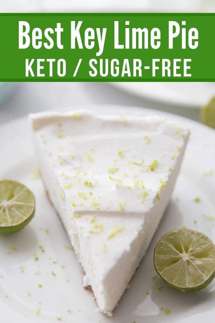 best sugar free pie plated