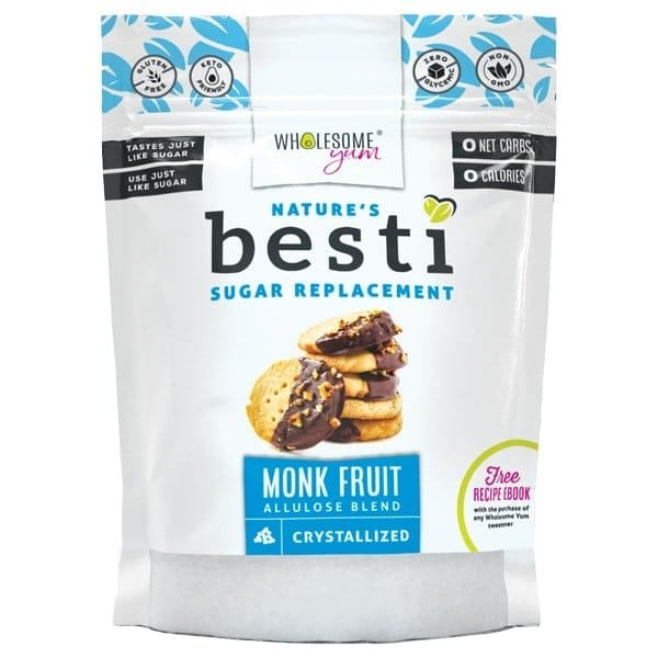 besti monk fruit allulose sugar