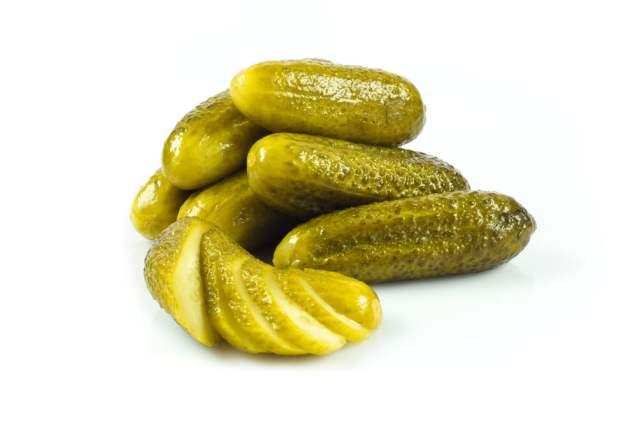 snack pickles