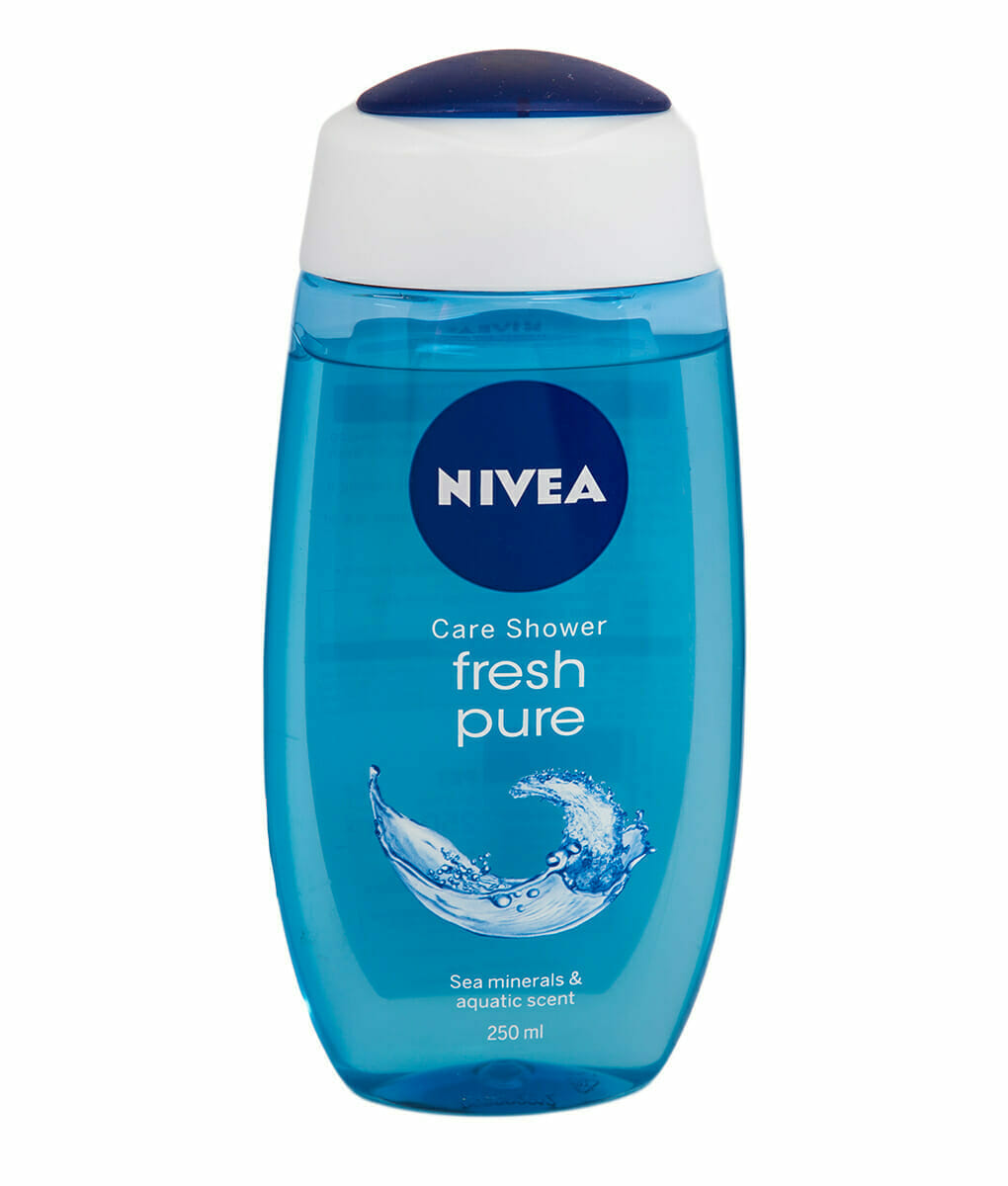 Nivea Care Shower Fresh Pure Body Wash 250ml | Kasha Kenya