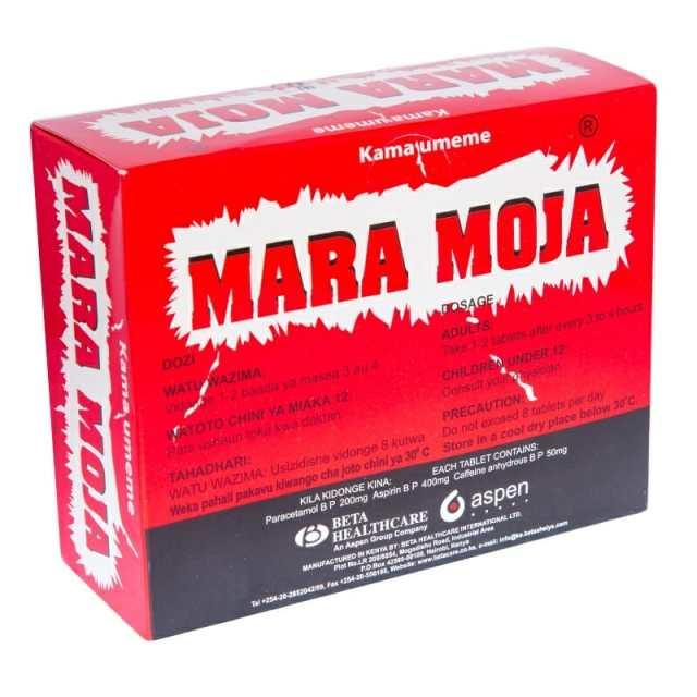 Mara Moja Tablets