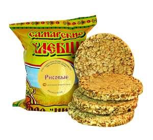 хлебцы Самарские -- рисовые