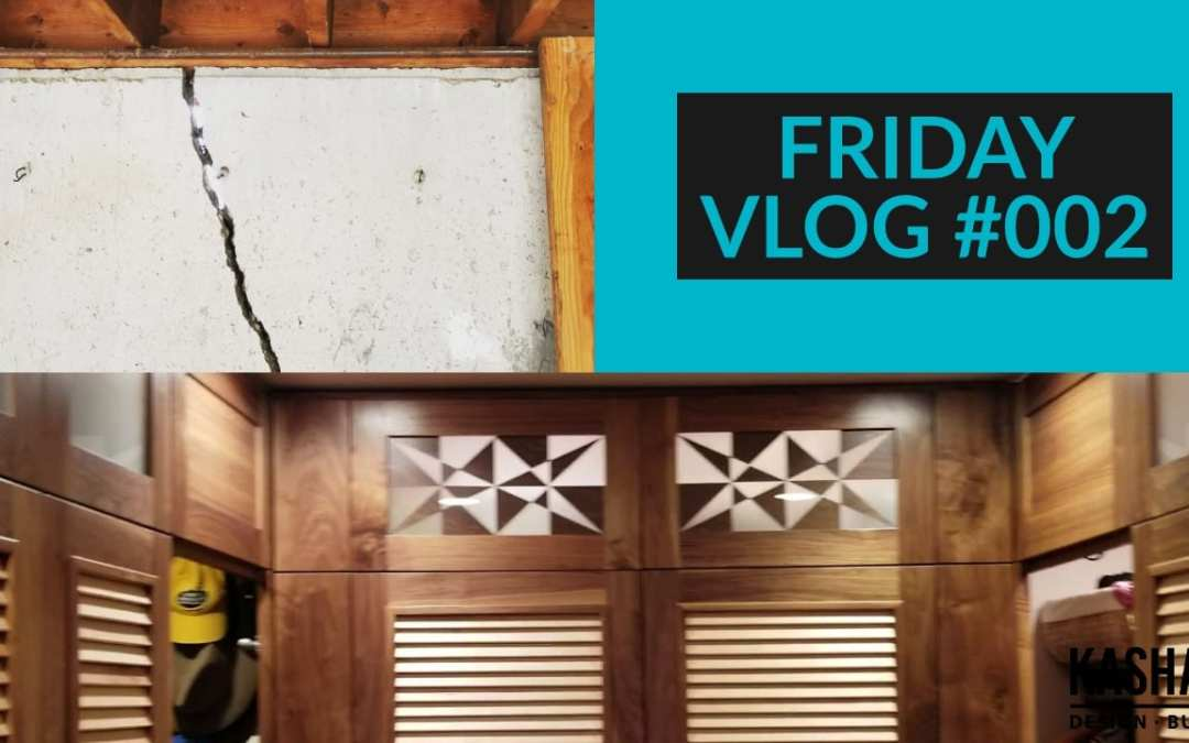 Friday Video Blog #002