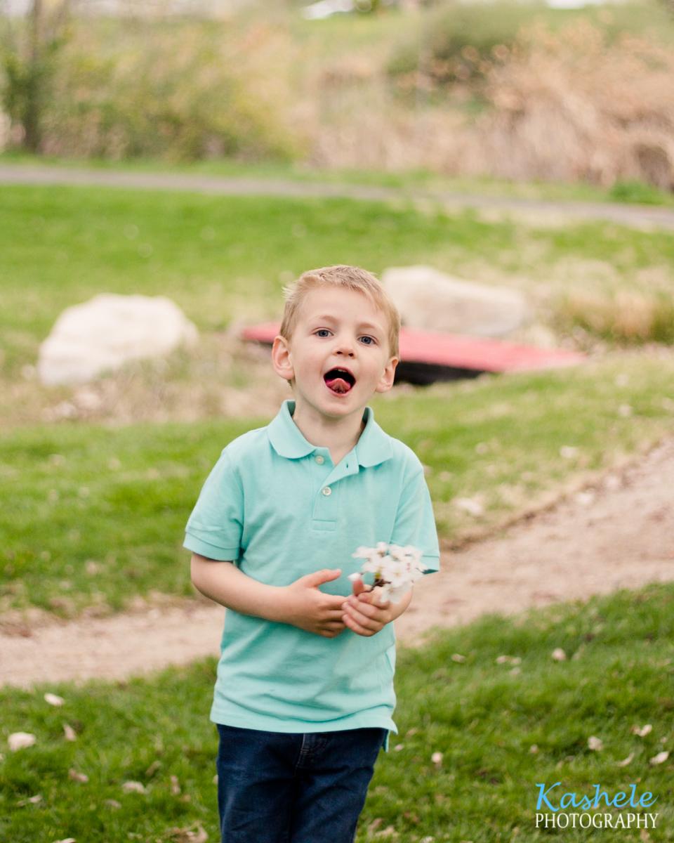 Swanson Salt Lake Pregnancy Announcement