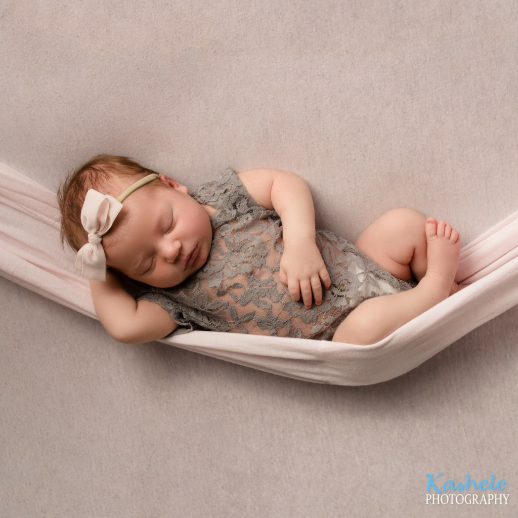 Hammock Shot for Utah County Newborn Photography Post