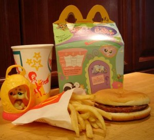 Happy Meal Fresh