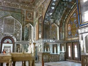 Golistan Palace Glass Work