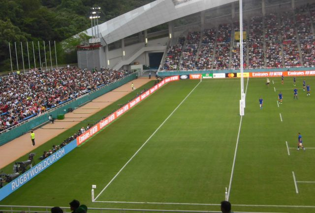 Rugby World Cup Itaaly Canada Italia