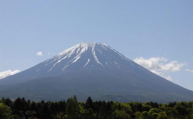 富士山 ゴールデンウィーク ゴールデンウイーク GW