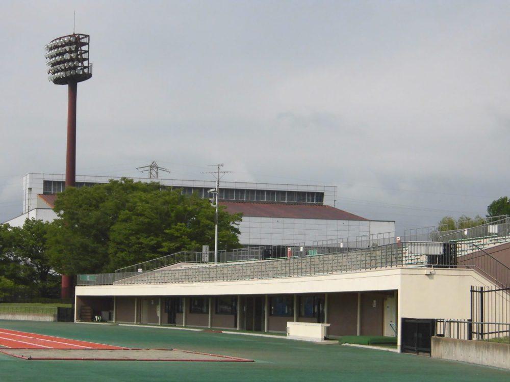 鴻巣市立陸上競技場 ダイワ食品総合競技場 陸王 TBS ロケ地
