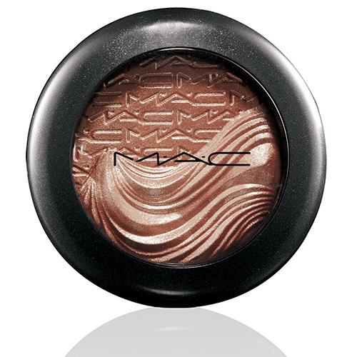 mac in extra dimension eyeshadow sweet heat