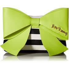 I love love love this bag. Also, I love bows. (Image via Polyvore)