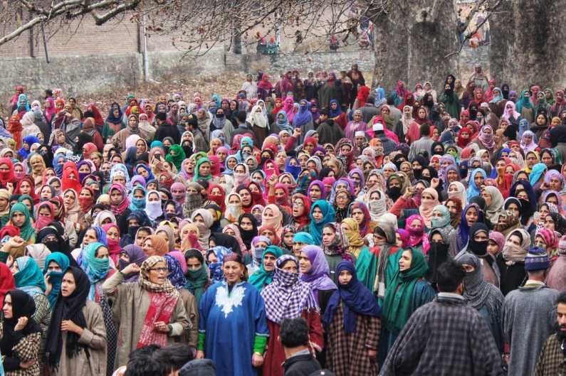 Year 2018: 495 People Including 245 Militants Killed In Kashmir