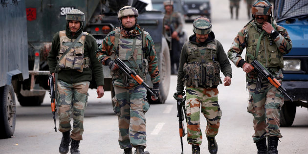 Pulwama Encounter: Four LeT militants killed, operation over